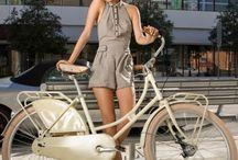 велосипеды и стиль