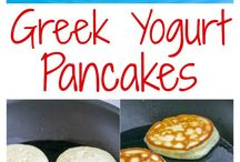 Greek yoghurt ideas