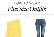 Clothing for plus size
