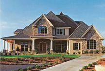houses' & gardens' inspirations