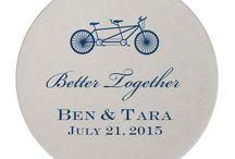 Wedding invites/save the date