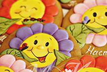 печенье к дню солнца