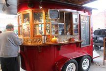 Food trucks. / by Melanie Lopez