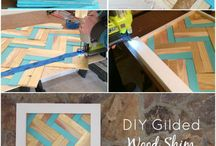 DIY Arts & Crafts for the Home / by Amanda Schneider