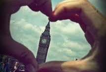 London... <3 and the others cities  / My favourite cities
