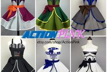 Star Wars dress/costume