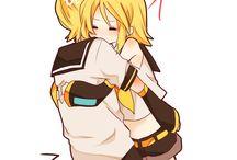 Vocaloid *unch* >///<