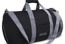Round Packable Duffel Bag