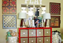playroom / by Stacey Burmeister