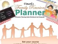 """DIY Event Planning Books / DIY event planning books for special family events like  weddings, honeymoons, anniversaries, kids parties, family cruises, honorary dinners and family reunions.    Getting Married? Try """"A Few of Our Favorite Things"""" bonding activity for newlyweds - Helps your marriage bond grow stronger.    Planning a family reunion? Find family reunion planning books with amazing planning organizing and management tips and engaging games and activities. #books #diy_books #party_ideas #diy #event_planning  / by Family Reunion Planning"""
