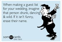 Fun Wedding Things!
