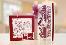 Love is in the Air / Show them you care with this intricately loving collection by Tattered Lace  For more information visit: www.tatteredlace.co.uk