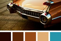 Color palette / Design inspiration