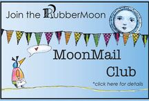 MoonMail Club / A monthly club for people who want exclusive stamps and love in their mailbox every month!
