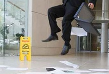 Accidents and Injuries at work