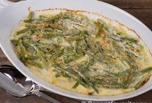 grönsaks maträtter