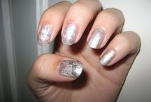 Nails / All pretty, cute, cool and funky nail-art, polish and designs :)<3