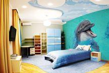 """Inspiracje na pokój dla dziecka ;) / Pomysły jak """"bajecznie"""" zaaranżować pokój dla dzieci ;)"""