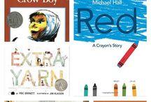 Children's book lists