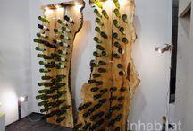 stojany na víno