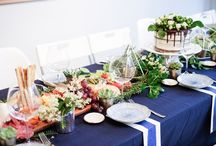 bridal showers. / Inspiration for planning the perfect bridal shower