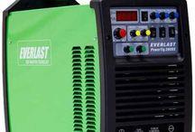 Everlast PowerTig 200DX AC DC TIG Stick Pulse Welder 220/240 Volt Inverter