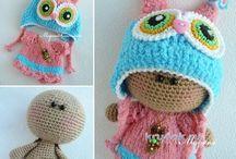 Baby Doll / #babydoll#amigurumi#crochet