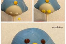 Cake Pops / by Amy Poindexter