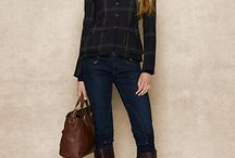 Passion for Fashion / Everyday looks for the fashion forward, trendy and chic woman