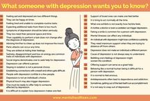 How to deal with Depression Tips