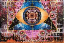 Mandalas & visionary art