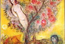Art-Chagall (Marc)