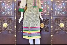Latest Cotton Kurtis Collection.