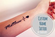 Tatuaggi battito cardiaco