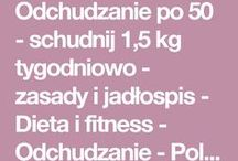 Dieta po 50