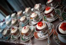 tea party / teacups, tea parties and other elegant tea time affairs. / by Amanda Yu