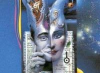 Tarot Books I Own / Didn't say I LIKED them all, mind you. Or even that I've read them all. :o)