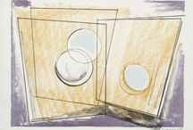 Barbara Hepworth - Printmaking / Our hero Dame Barbara Hepworth - we might sneak in some works we are selling on our website, ModernPrints.co.uk