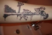 tattoo ideas / by Elizabeth Quinn