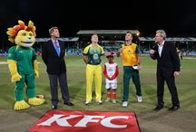Second T20: Durban / Second T20: Durban