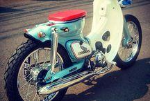 Motorini- Vintage