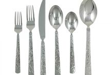 Flatware / Add a touch of class and style to your table setting with classic and modern flatware sets. Find the most popular styles of silverware and flatware available at GreyDock! Set a striking table with its clean and sophisticated style.