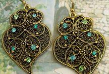 Look : bijoux, fringues...