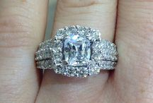 Engagement rings / Diamond rings, engagement rings. All from Gabriel Fine jewelers in Modesto,Ca. #engagementrings, #weddingrings #jewelry #bling #futurebrides