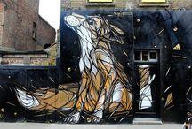 World of Urban Art : DZIA  [Belgium]