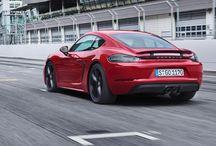 Nuevos Porsche 718 GTS / Nuevos Porsche 718 GTS. Con más prestaciones y un equipamiento más exclusivo.