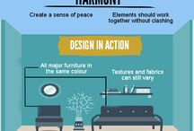 Interior deco info&  infographs