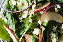 Salads & Soups & Sauces