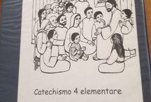 Catechismo 4• elementare / Preparazione alla Prima Comunione