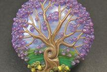 My Favorite Lampwork Beads